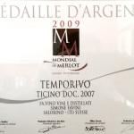 medaglia2009